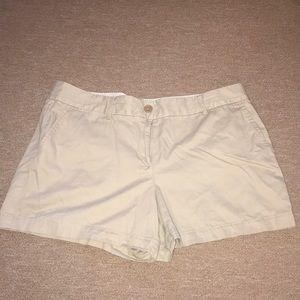 J.Crew Khaki shorts